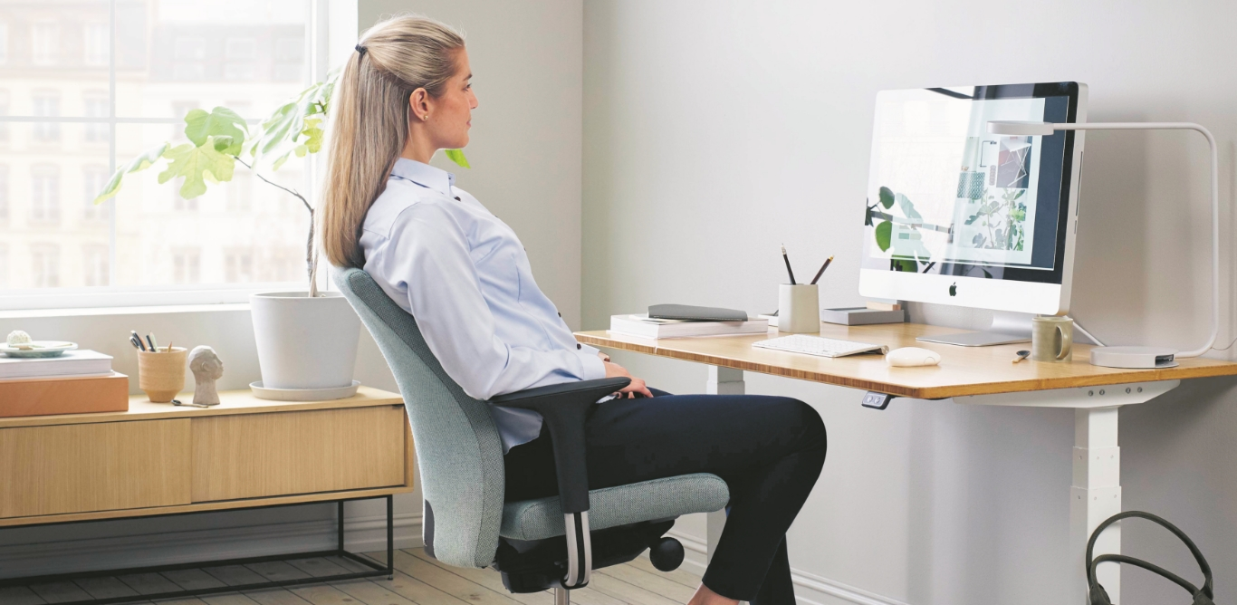 Making your working life more comfortable