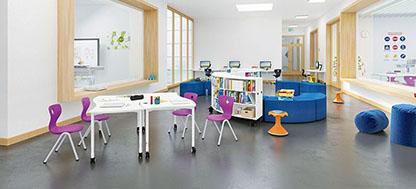 Specialist educational furniture